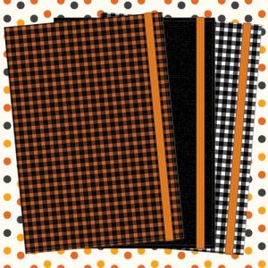 Free Halloween Digital Planner Covers | @DigiPlannerCentral