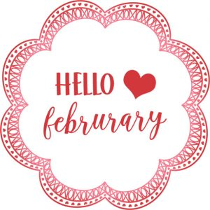 February Digital Planner Freebies | @DigiPlannerCentral