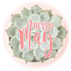 May Digital Planner Sticker Freebies | @DigiPlannerCentral