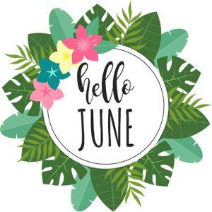 June Digital Planner Sticker Freebies | @DPCDIgitals