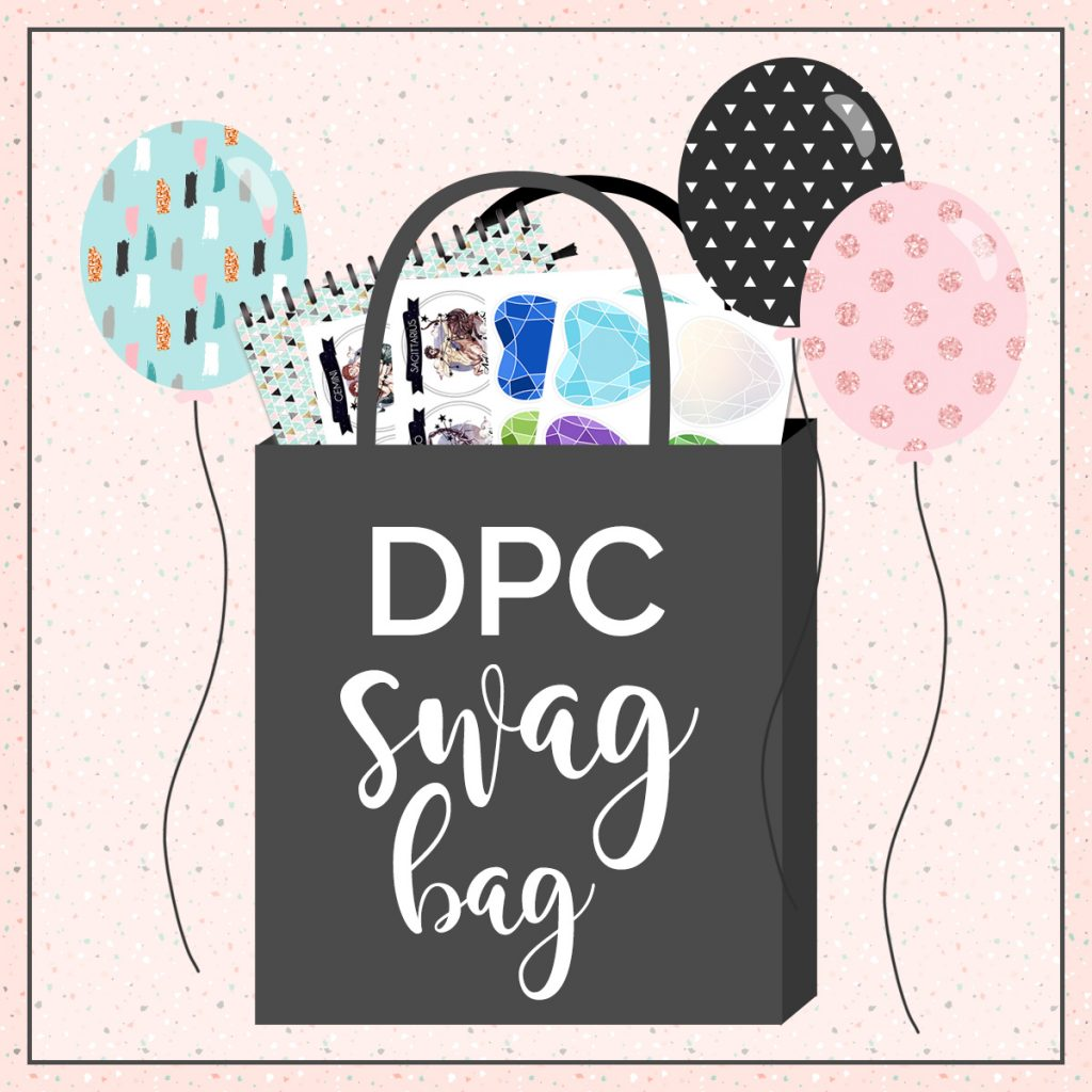 DPC Digitals Swag Bag Freebies  | @DPCDigitals