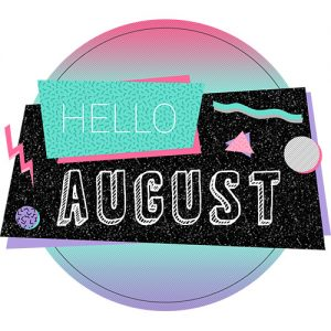 August Digital Planner Sticker Freebies | @DPCDIgitals