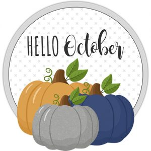 October Digital Planner Sticker Freebies | @DPCDIgitals