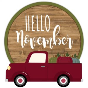 November Digital Planner Sticker Freebies | @DPCDIgitals