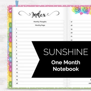 DPC Digitals March One Month Digital Planner Freebie