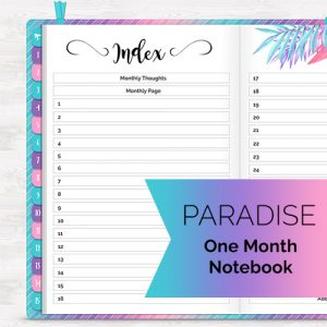DPC Digitals June One Month Digital Planner Freebie