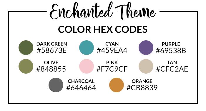 Enchanted Hexc Codes