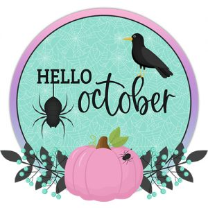 DPC Digitals October Freebie Sticker Set